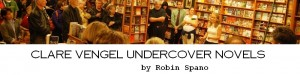 Clare Vengel Undercover Novels